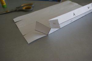 boîte pour set papeterie