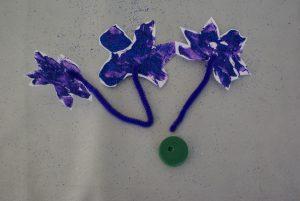 fleurs de la coccinelle de printemps