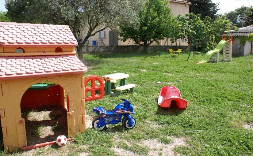 le jardin de nanou laurence à Marignane
